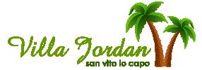 Villa Jordan San Vito Lo Capo Logo